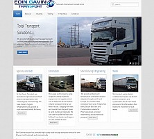 Eoin Gavin Transport